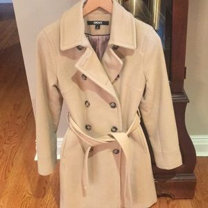 DKNY like new coat